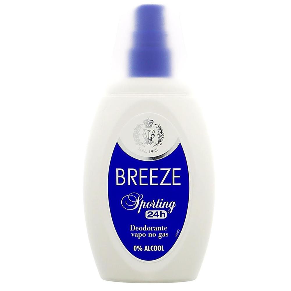 BREEZE Deodorante vapo Sporting 75 ml