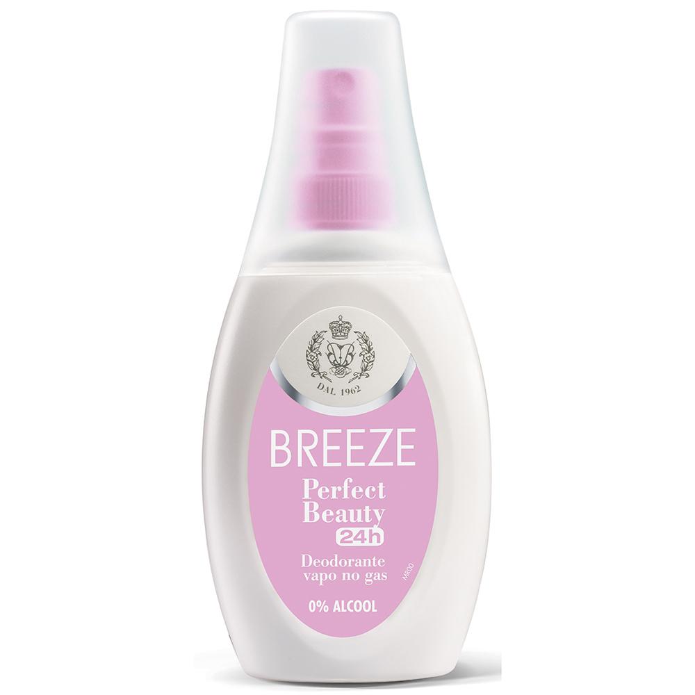 BREEZE Perfect Beauty Deodorante Vapo 75ml