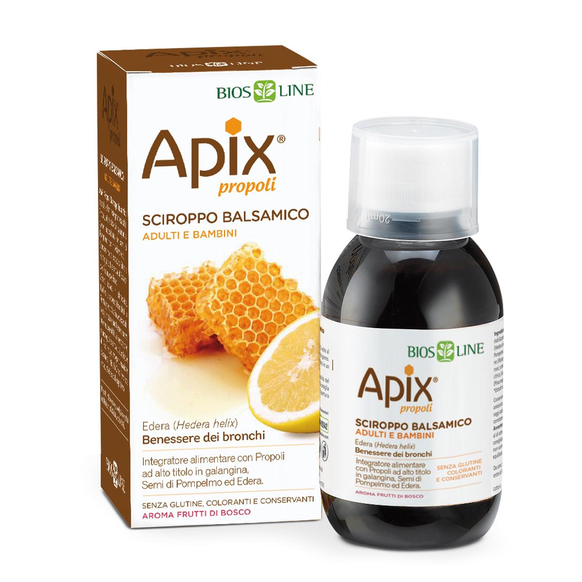 Apix Propoli Sciroppo Balsamico