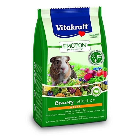 Emotion Beauty selection Guinea Pig  Adult