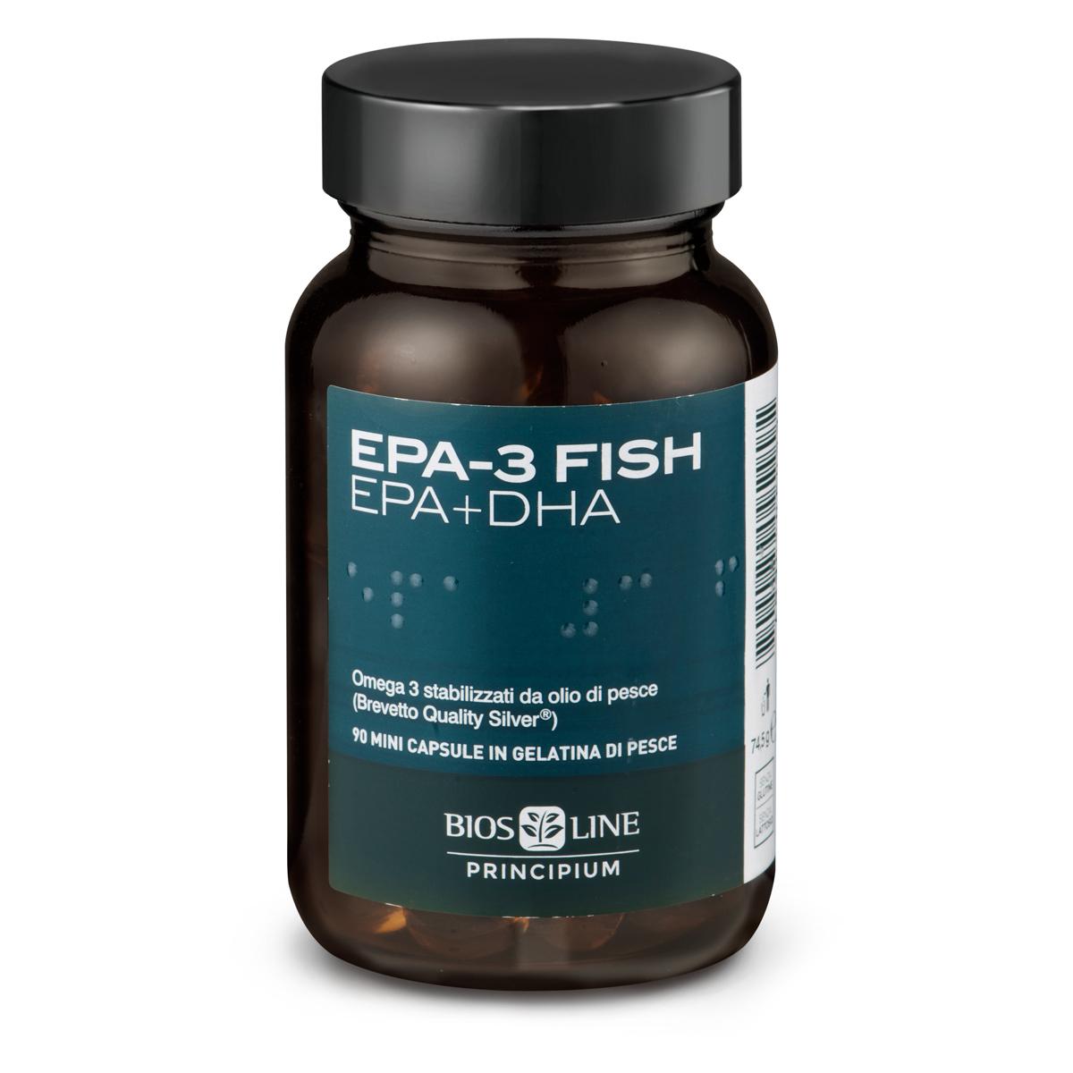 Principium EPA-3 Fish