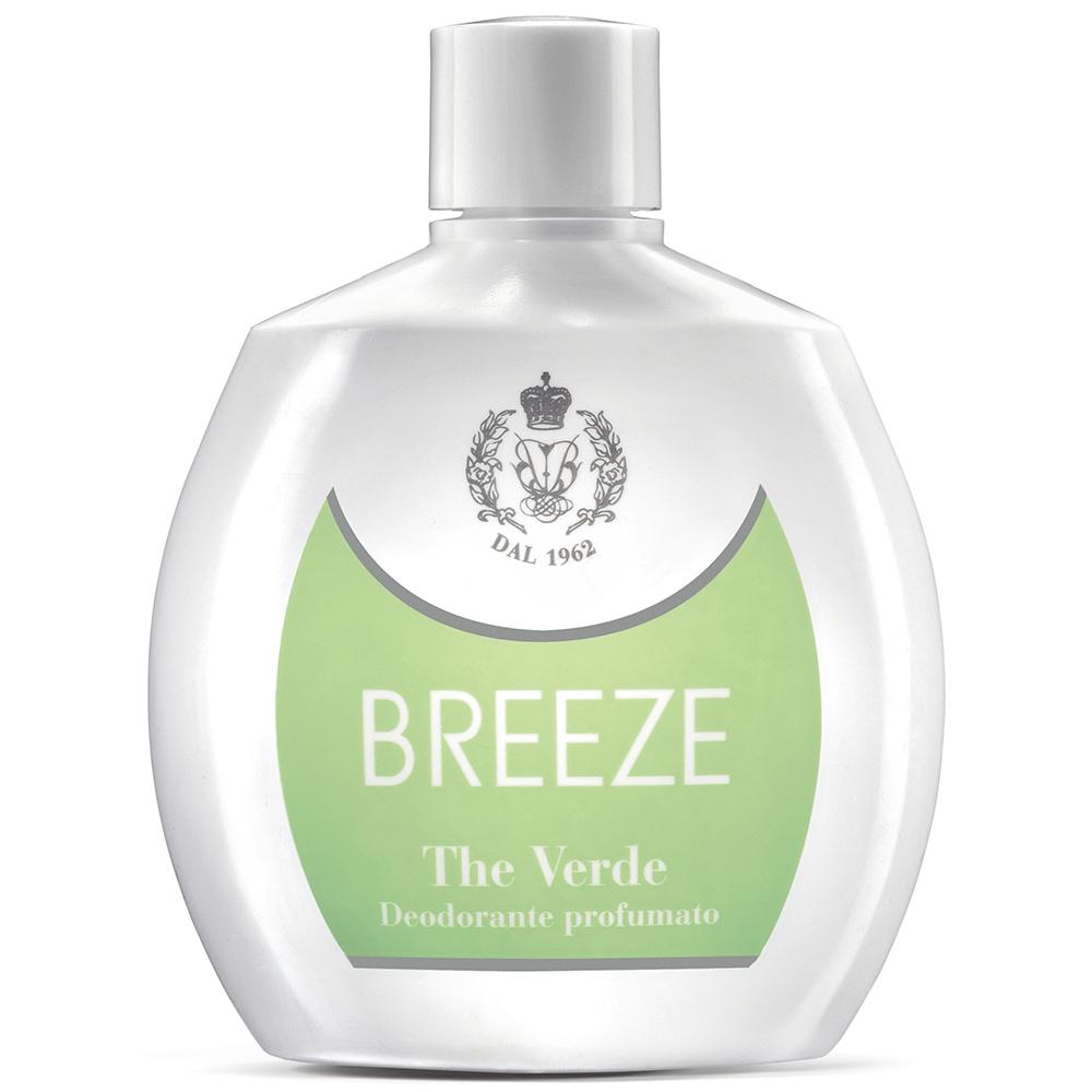 BREEZE Deodorante squeeze The Verde 100 ml
