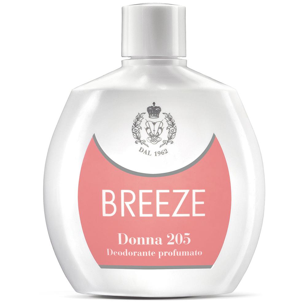 BREEZE Deodorante squeeze Donna 205 100 ml