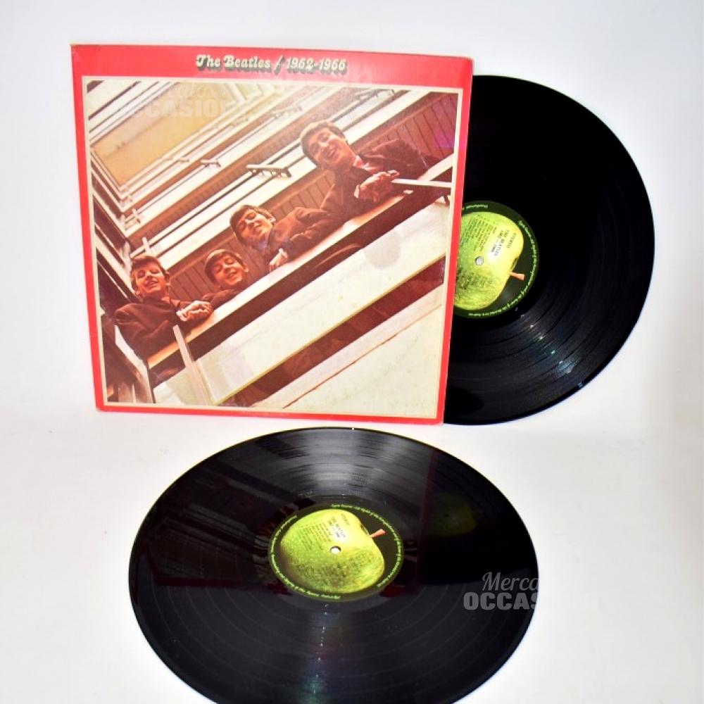 Vinile Doppio The Beatles 1962/1966