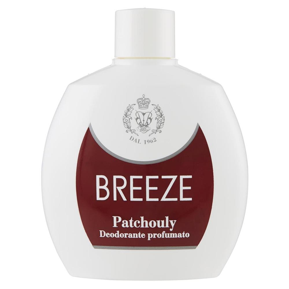 BREEZE Patchouly Deodorante Squeeze 100ml