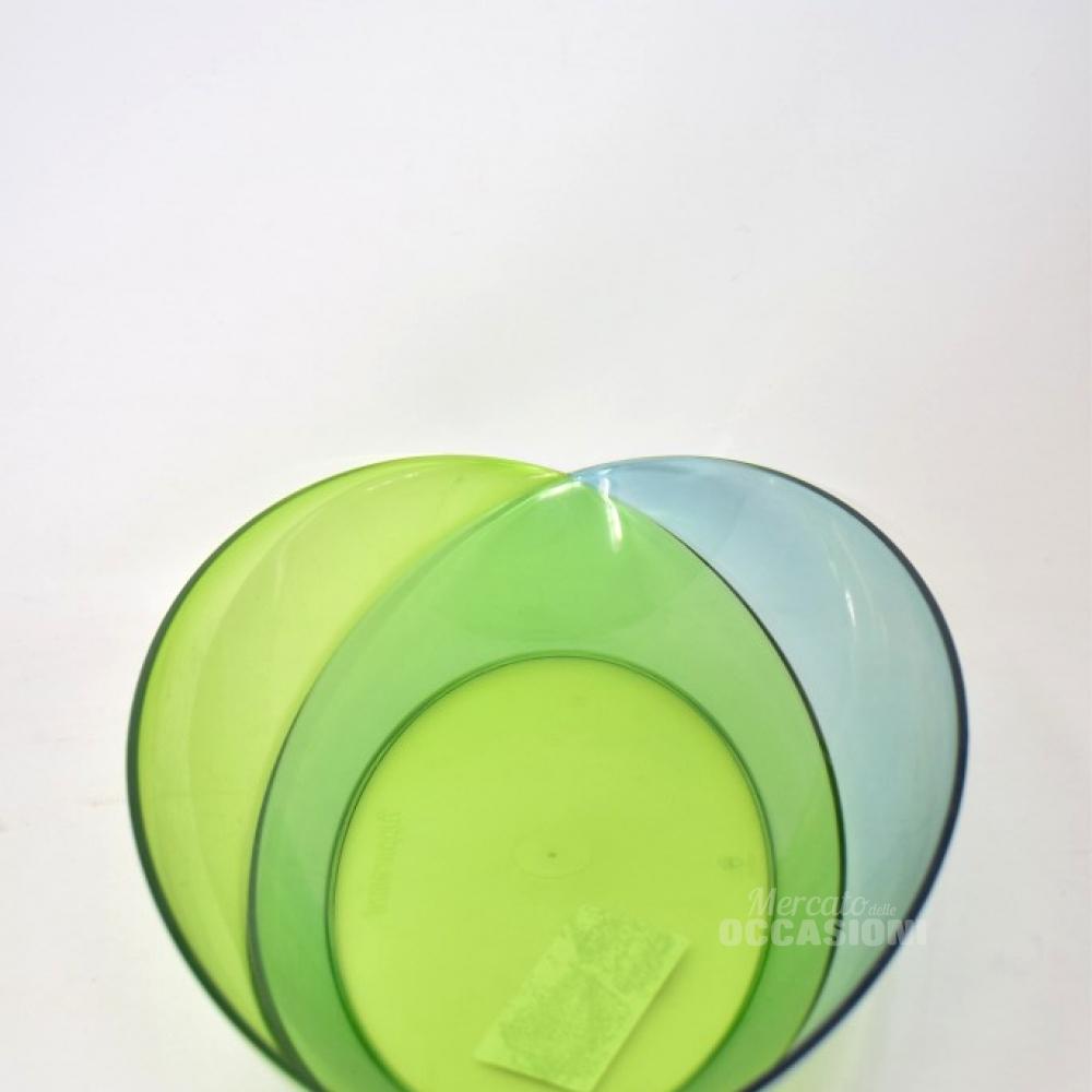 Portafrutta Tupperware Verde
