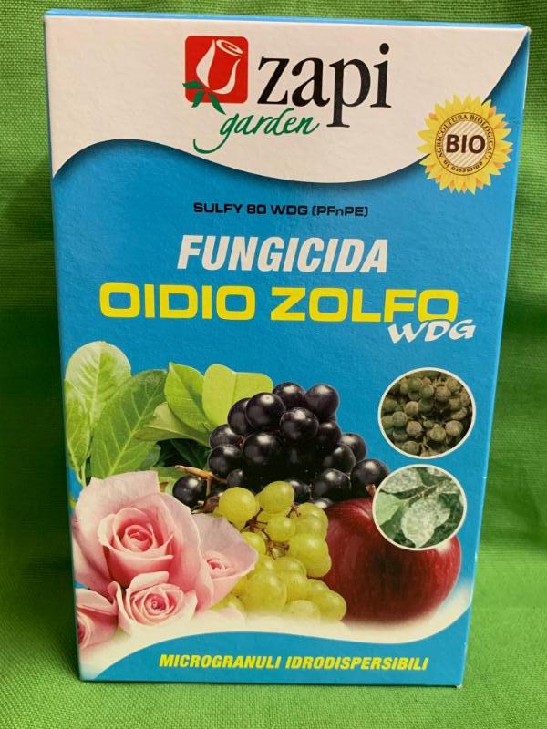 OIDIO ZOLFO wdg 200gr