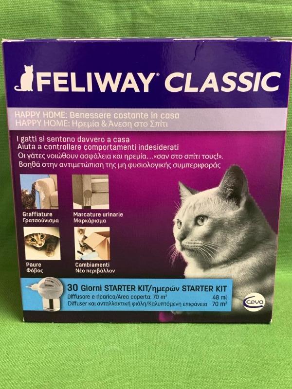 FELIWAY CLASSIC diffusore + ricarica