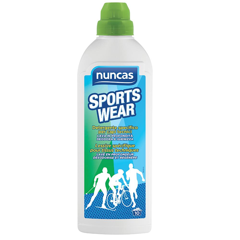 NUNCAS Detergente Sports Wear 750 ml