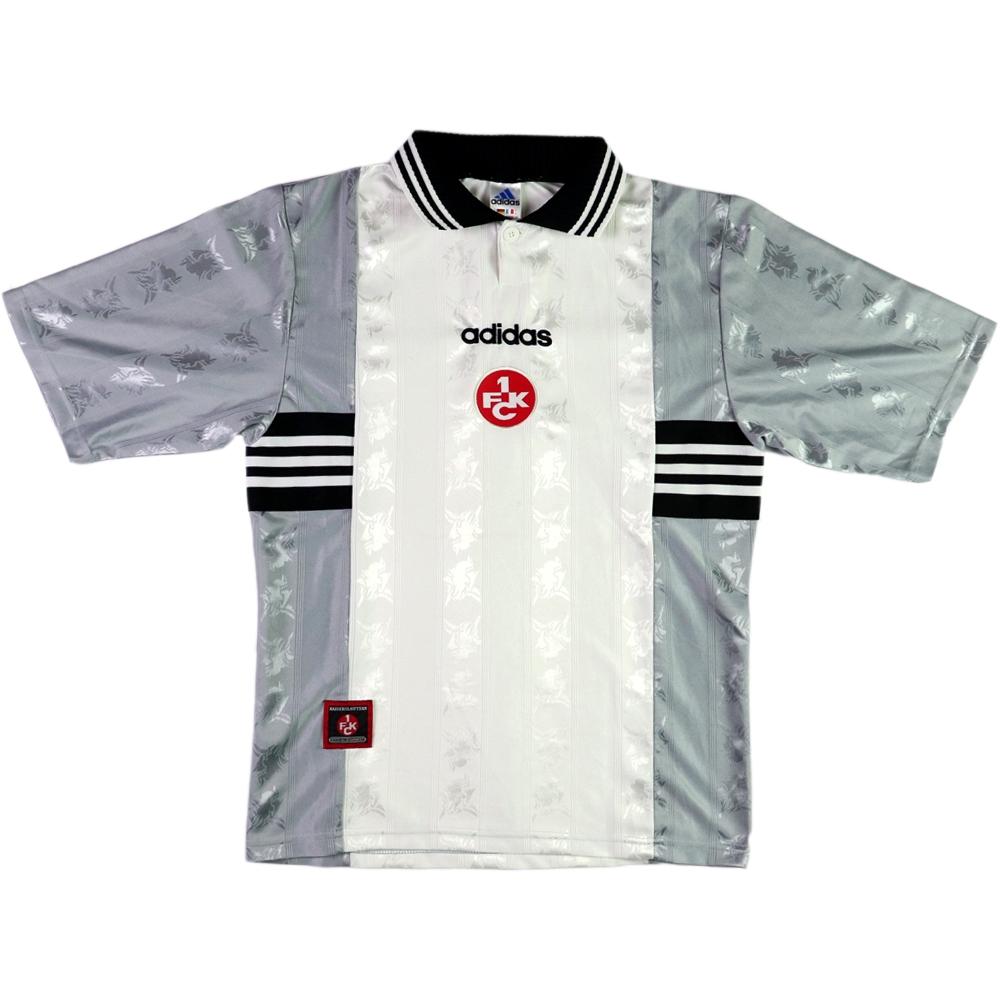 1996-99 Kaiserslautern Maglia Away S (Top)