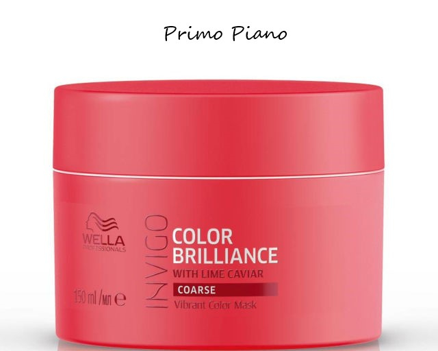 Wella Invigo Mask Color Brilliance Grossi 150ml