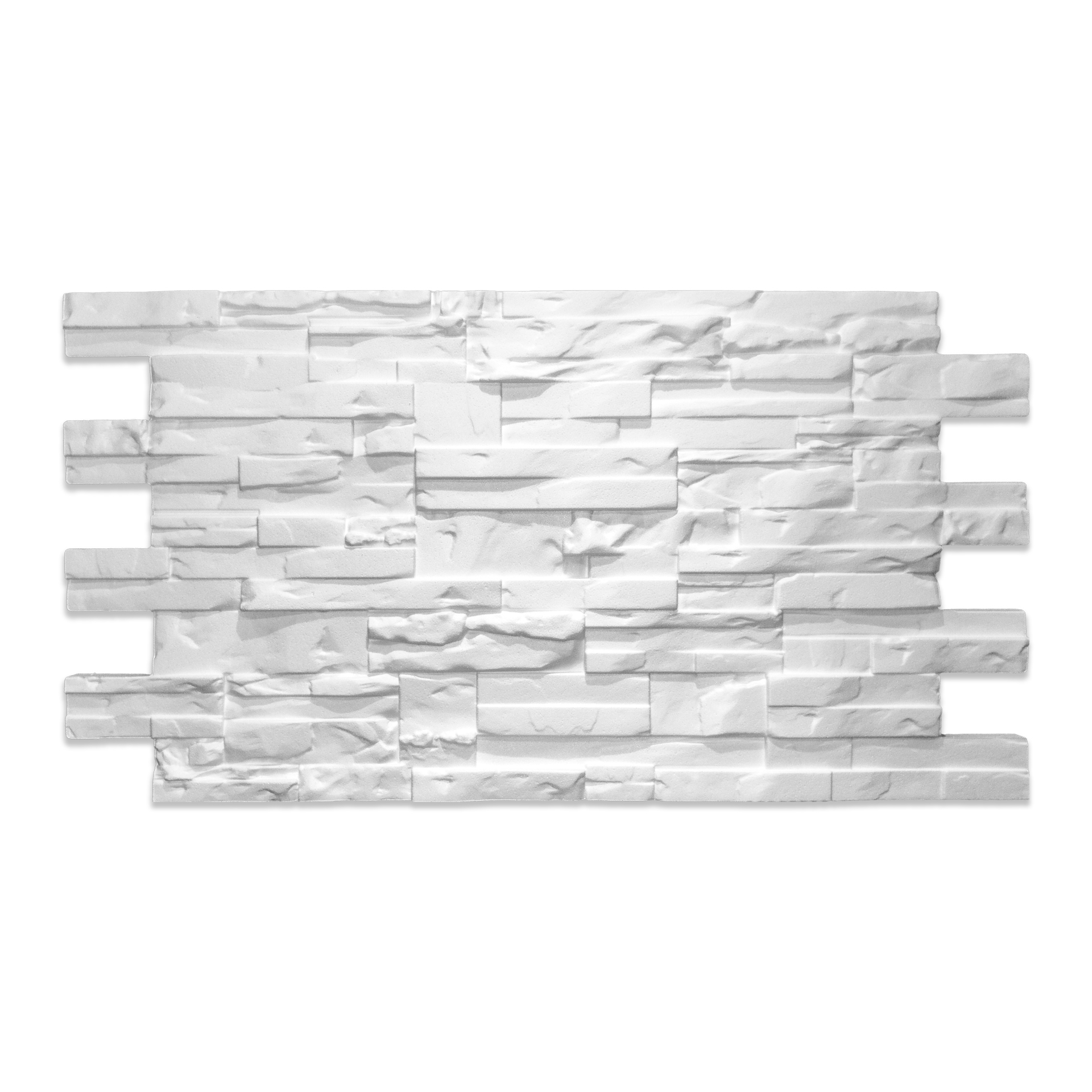 Modern Untreated Stone Panel