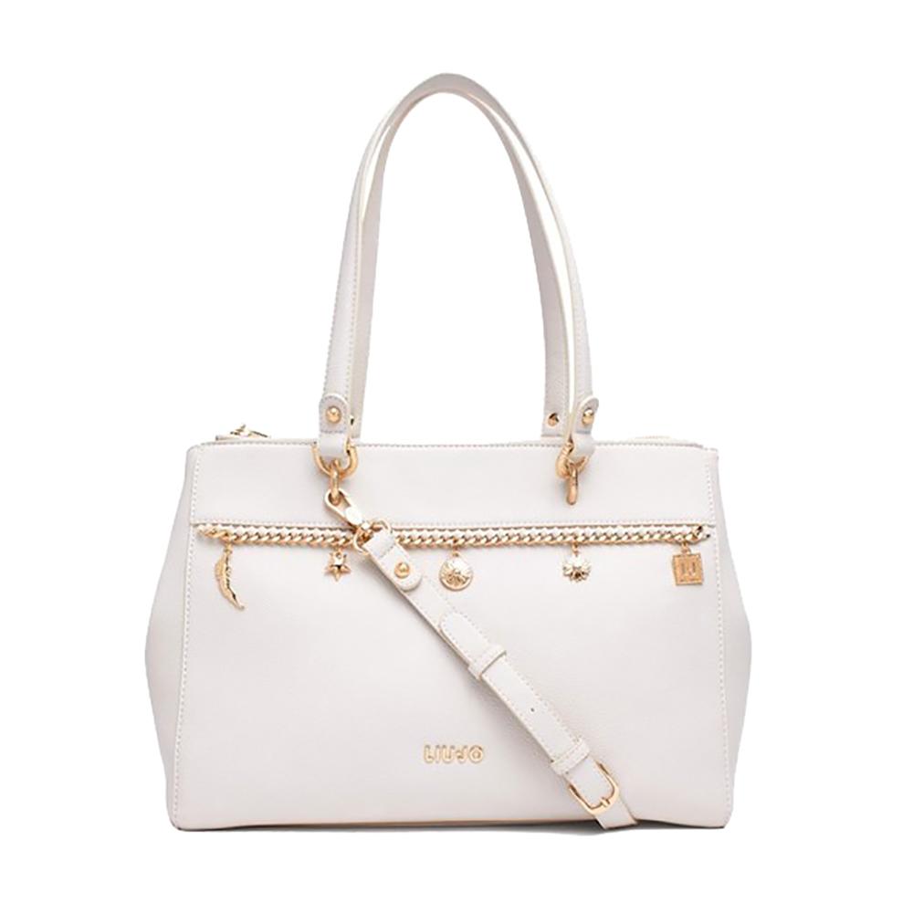 Shopping Www Catene Bianco Liu Beige Con It Jo Borsa