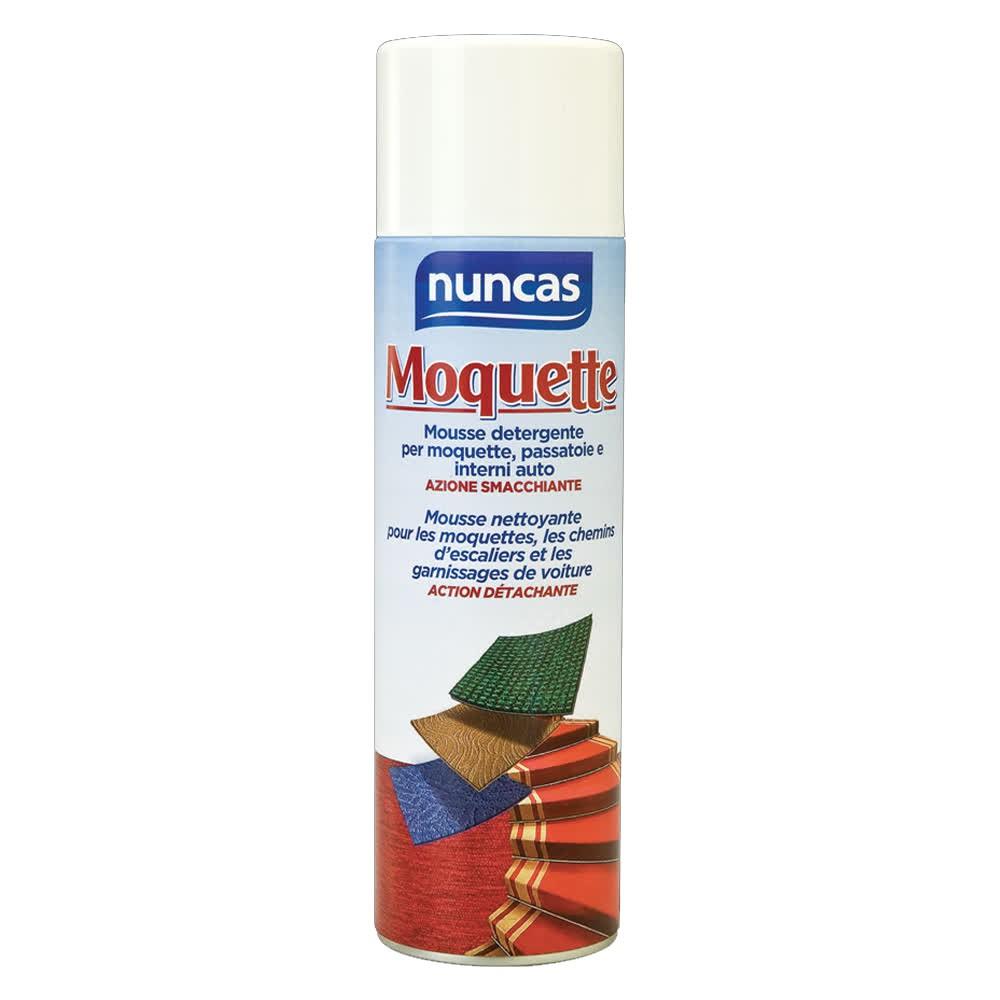 NUNCAS Moquette Mousse Detergente 500 ml