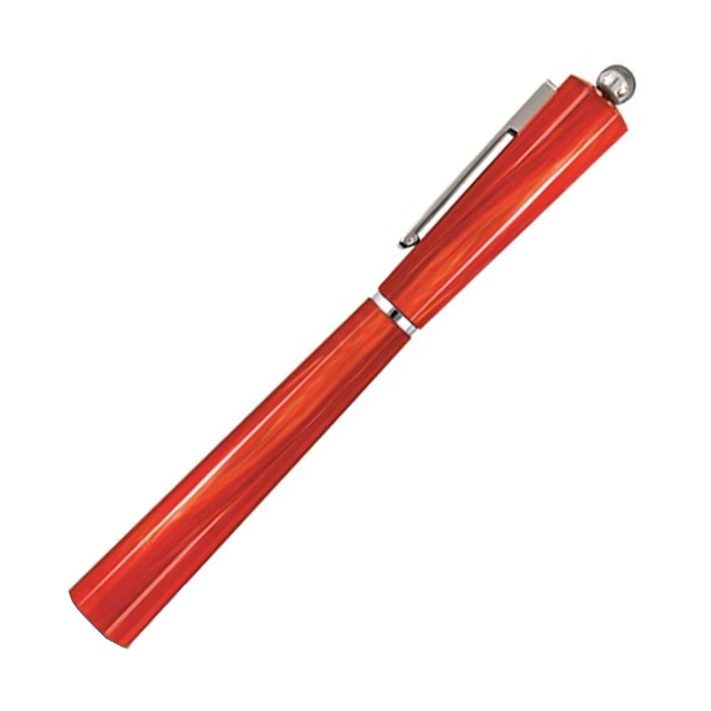 Penna a Sfera Moka Chiaroscuro Rosso
