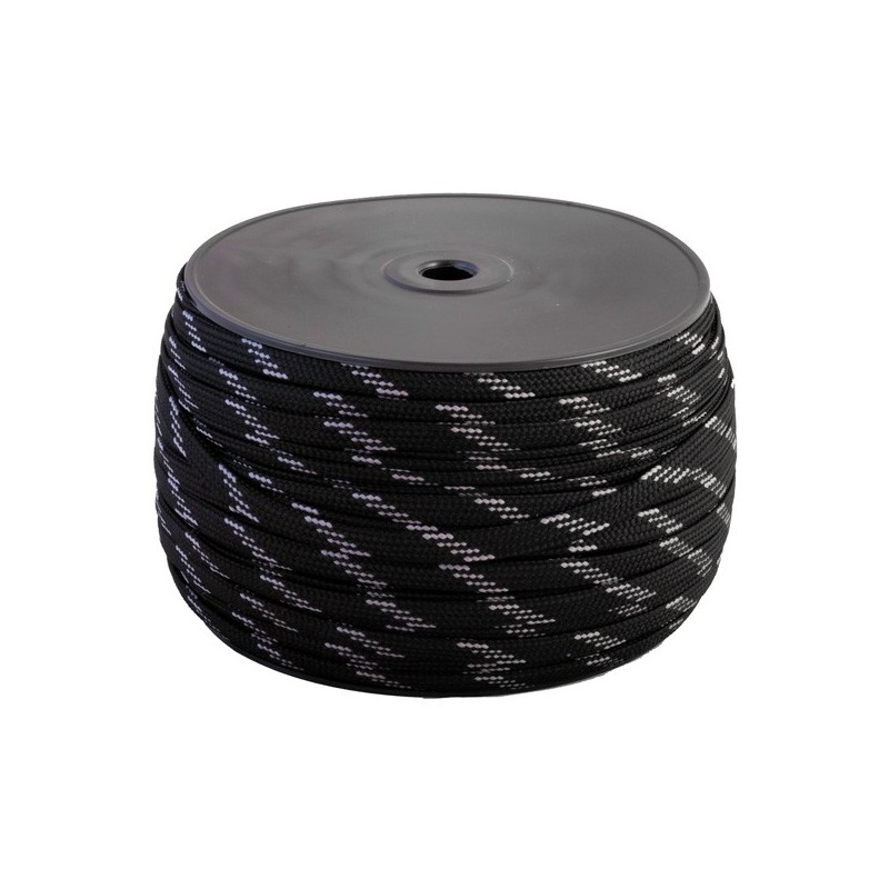 Laces Spool black 100mt