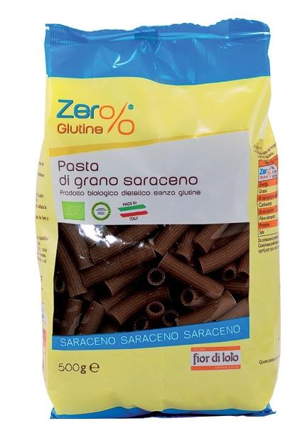 Rigatoni Pasta di Grano Saraceno Gluten Free 500 gr