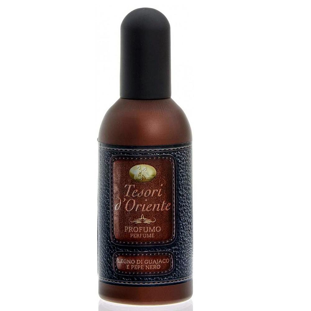 Tesori D'Oriente Deo Perfume Legno di Guajaco & Pepe Nero 100 ml