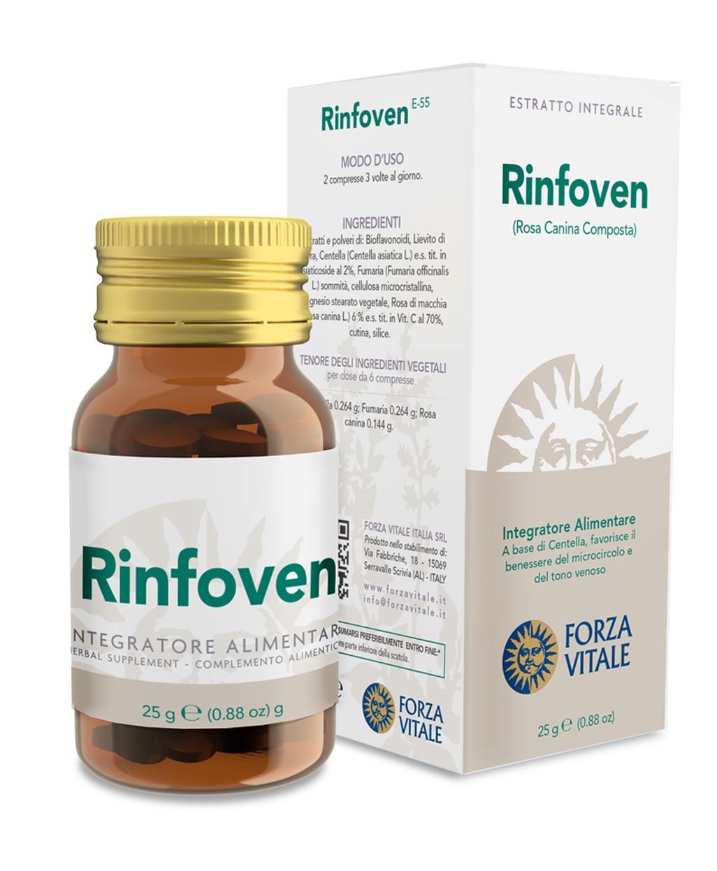 RINFOVEN 60CPR
