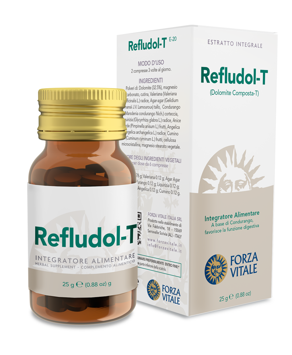 REFLUDOL-T 25G
