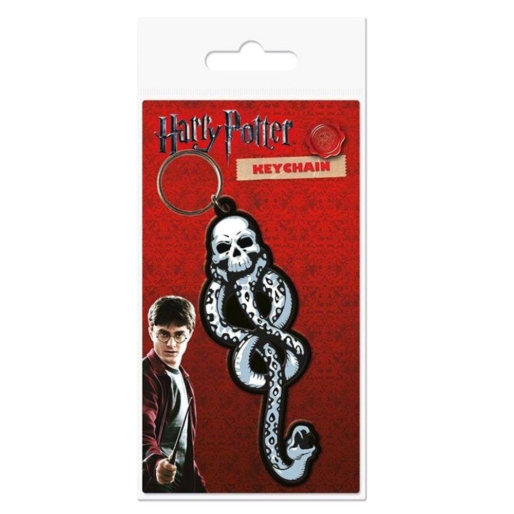 Portachiavi in gomma Harry Potter Dark Mark