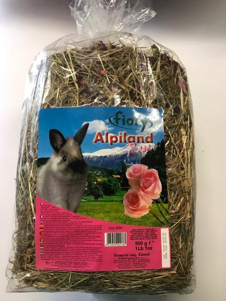 Fiory Alpiland rose 500 gr