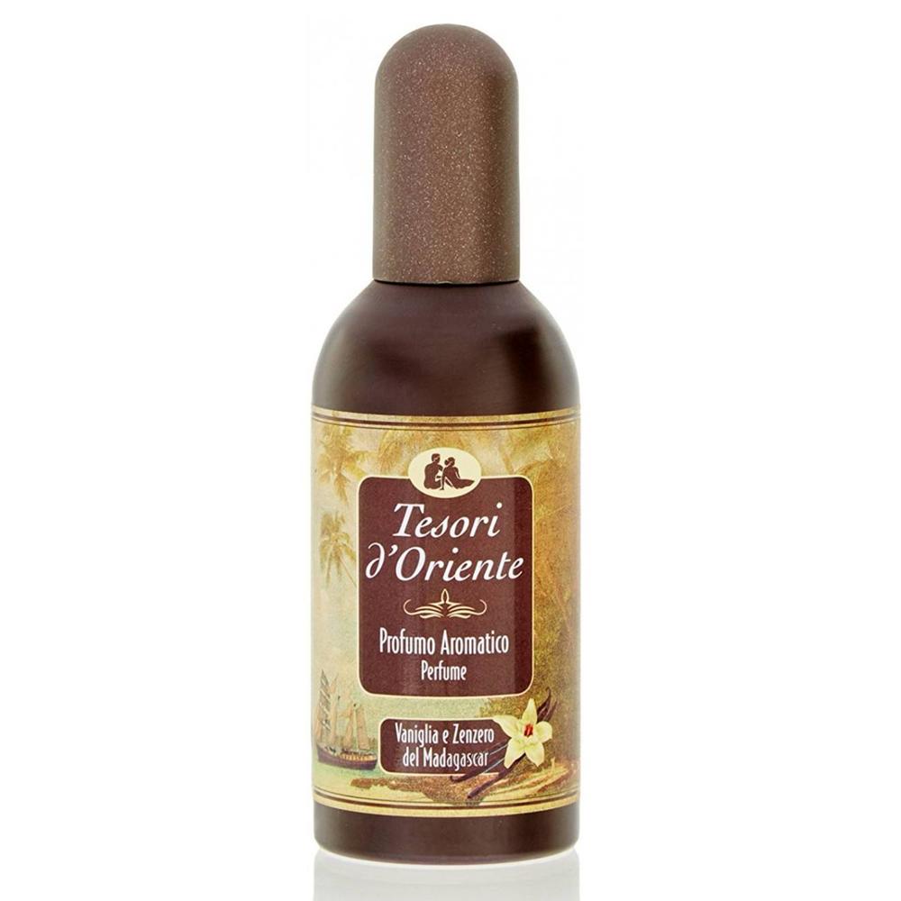 Tesori D'Oriente Deo Perfume Vaniglia e Zenzero 100 ml