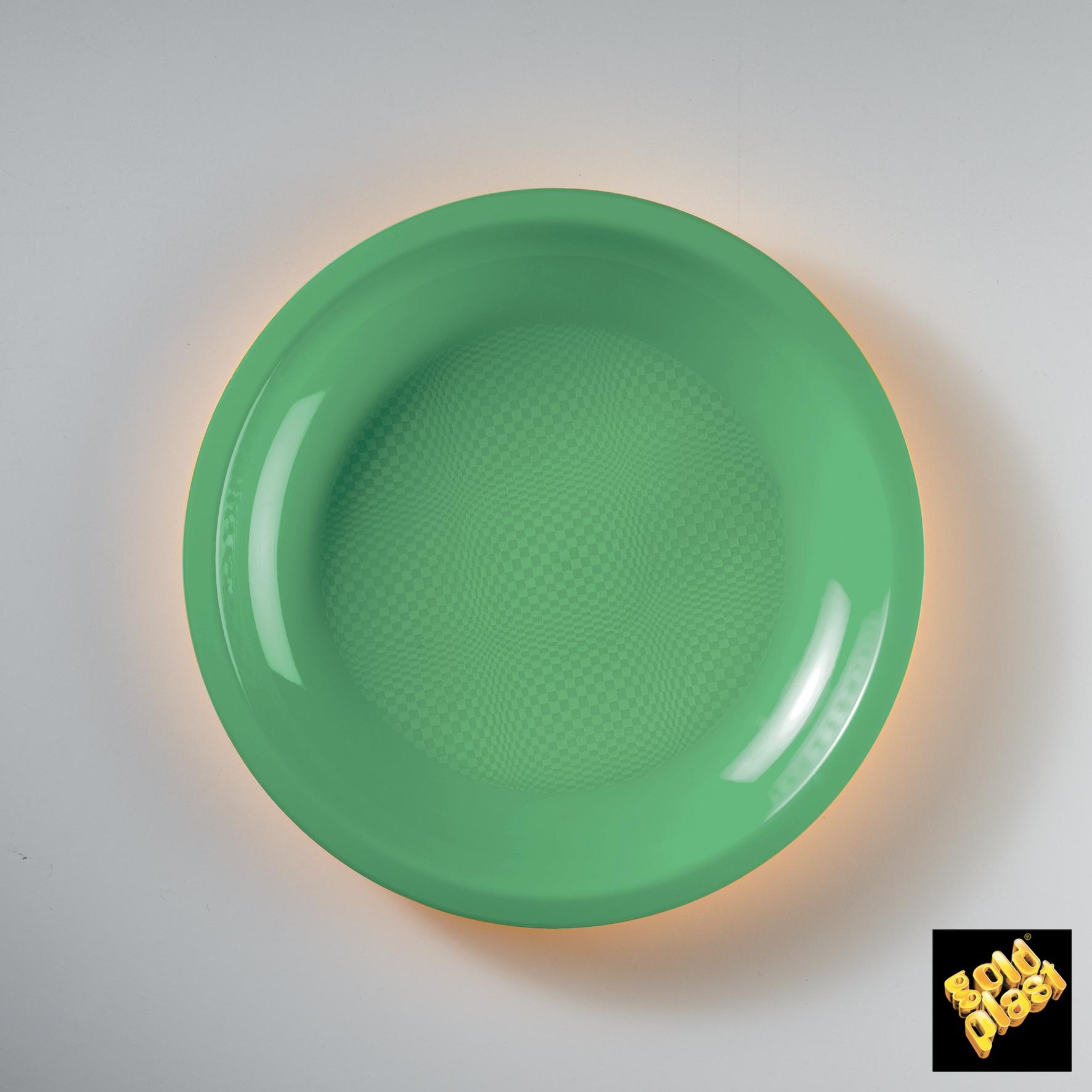 Piatto linea round Goldplast