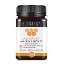 Miele di Manuka 220+  500 gr -Berringa- antibatterico 100% Naturale