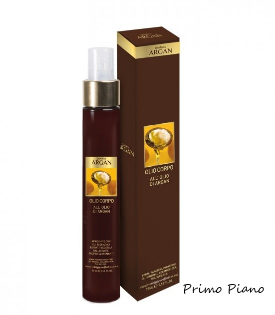 Olio Corpo Qualikos Argan 75 ml