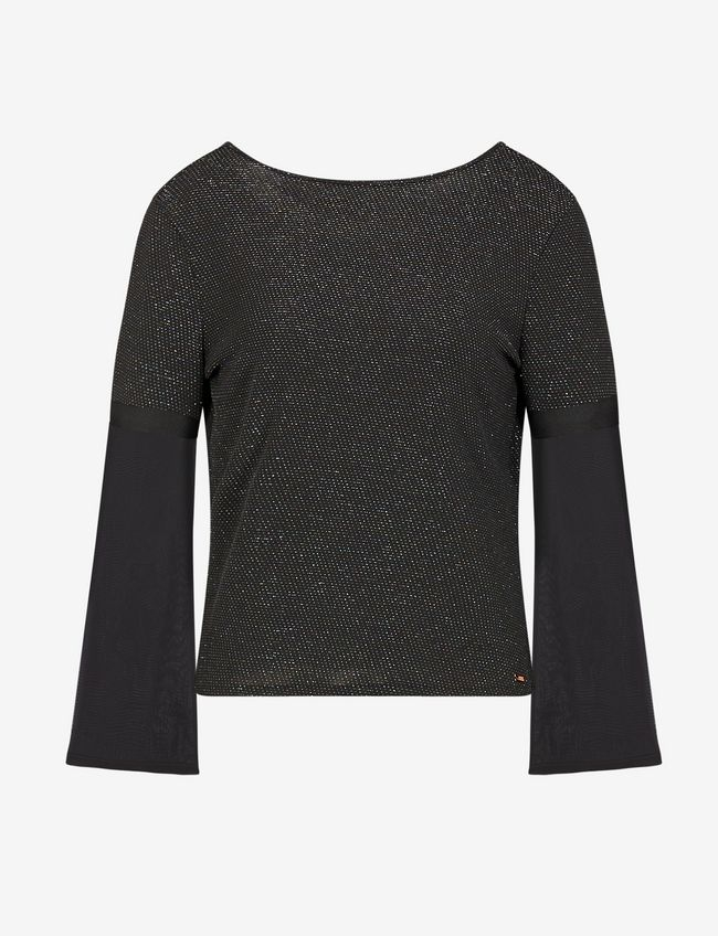 Top donna ARMANI EXCHANGE in jersey