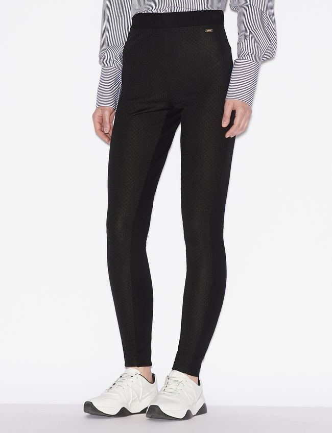 Leggins donna ARMANI EXCHANGE JAQUARD