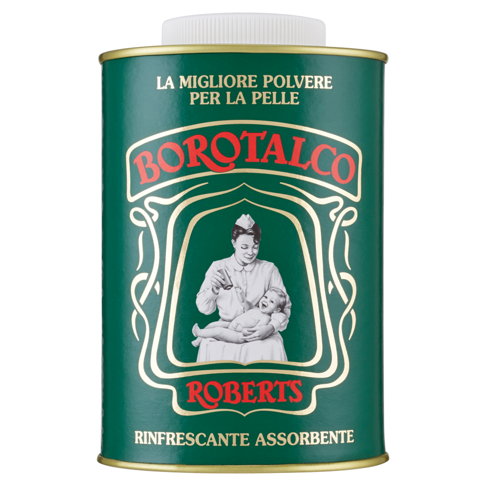 Roberts Borotalco Barattolo 500 gr