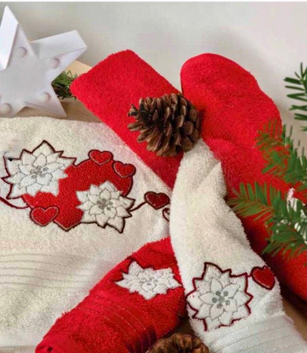 Set asciugamani Natale