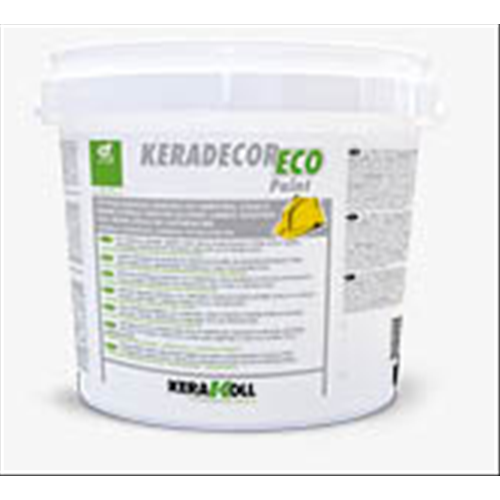 Kerakoll Keradecor eco paint pittura 1001 bianca 14l