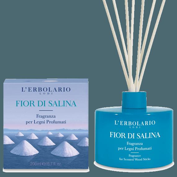 Fragranza per legni Fior di Salina 200 ml L' Erbolario NOVITA' 2019