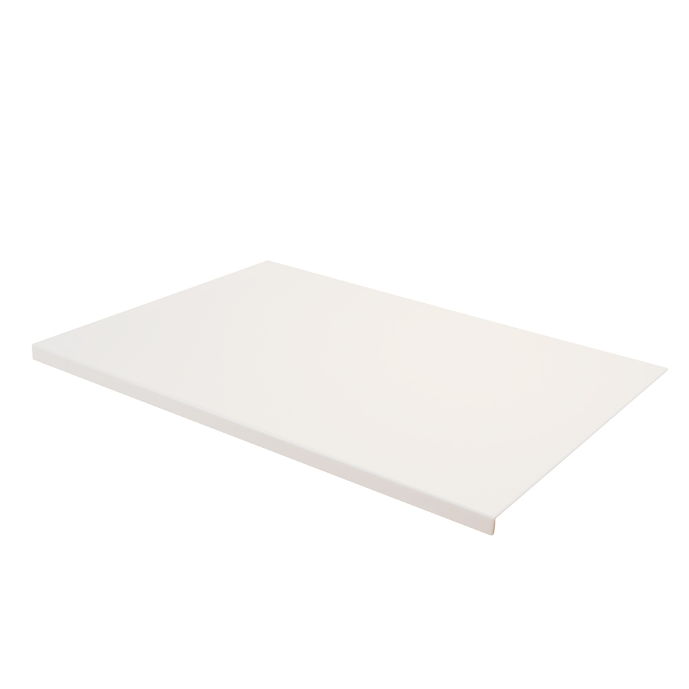 Desk Pad Talia White