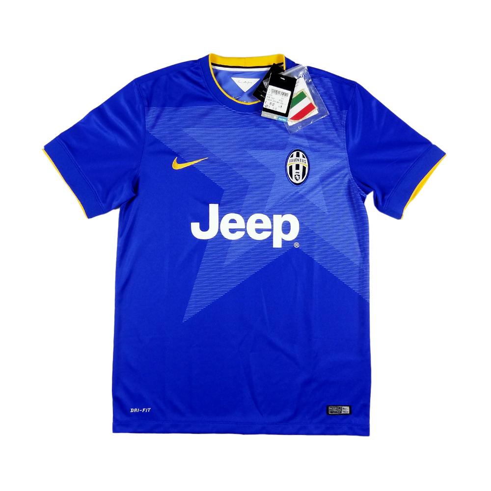 2014-15 Juventus Maglia Away M *Nuova