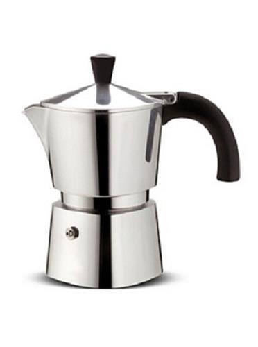 LAGOSTINA CAFFETTIERA BRAVA 3 TAZZE ALLUMINIO SCATOLATA 010321200003