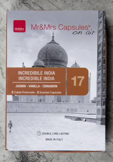 CIALDE GEORGE SET/2 INCREDIBILE INDIA JSCIALD017