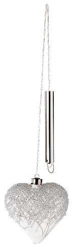 CUORE PICCOLO CON LED CM. 13X13 1XM28010