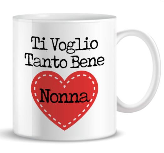 MUG TI VOGLIO TANTO BENE NONNA TZ59