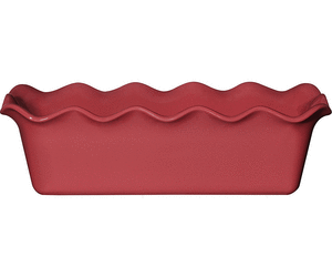 EMILE HENRY STAMPO PLUM CAKE LAMPONE CM. 32X15X9 ALTEZZA EH426387