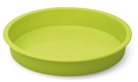 GIANNINI TORTIERA STAMPO IN SILICONE CM. 24 LINEA EXTRA GOURMET 24901