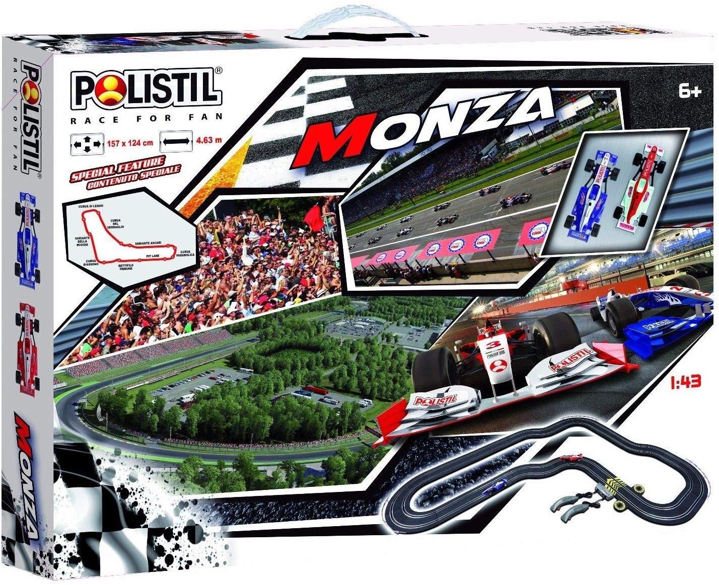 Polistil- Pista Elettrica Monza