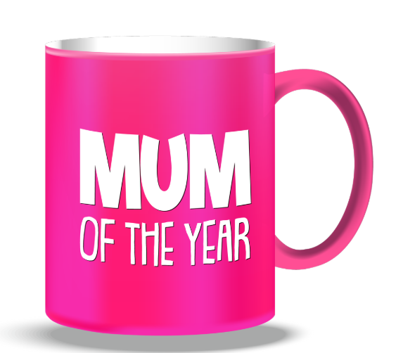 + FORTY MUG MUM OF THE YEAR TZ98-FU