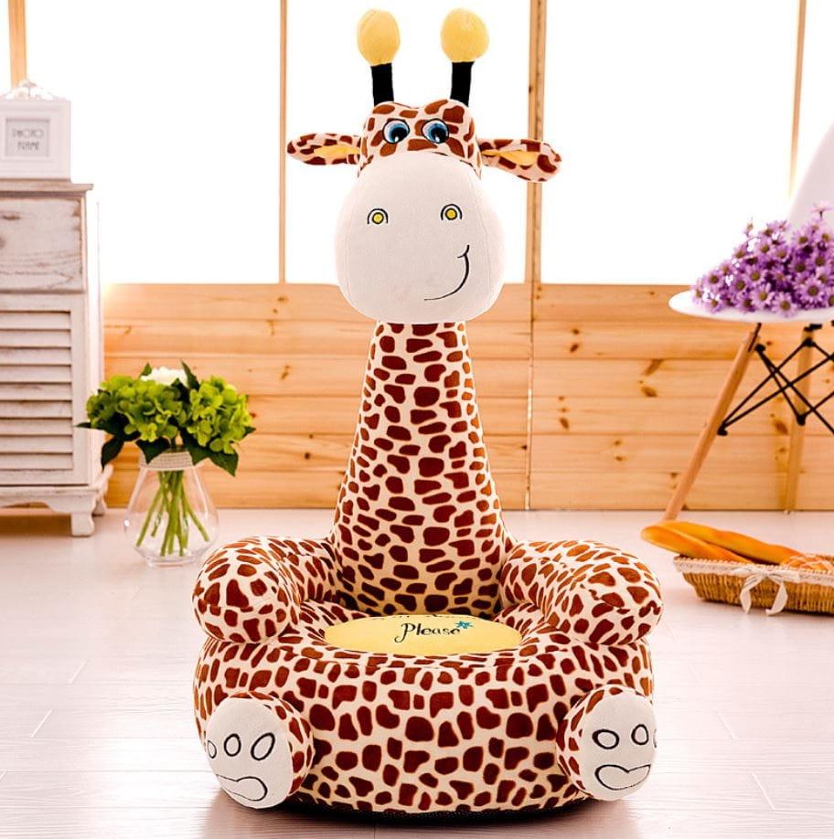 Giraffa - Pouf, divanetto, poltroncina, cuscino
