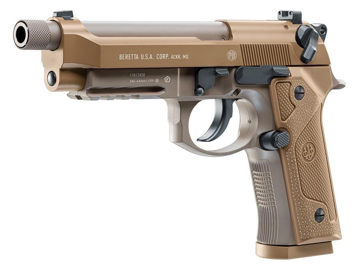 Beretta m9a3 tan