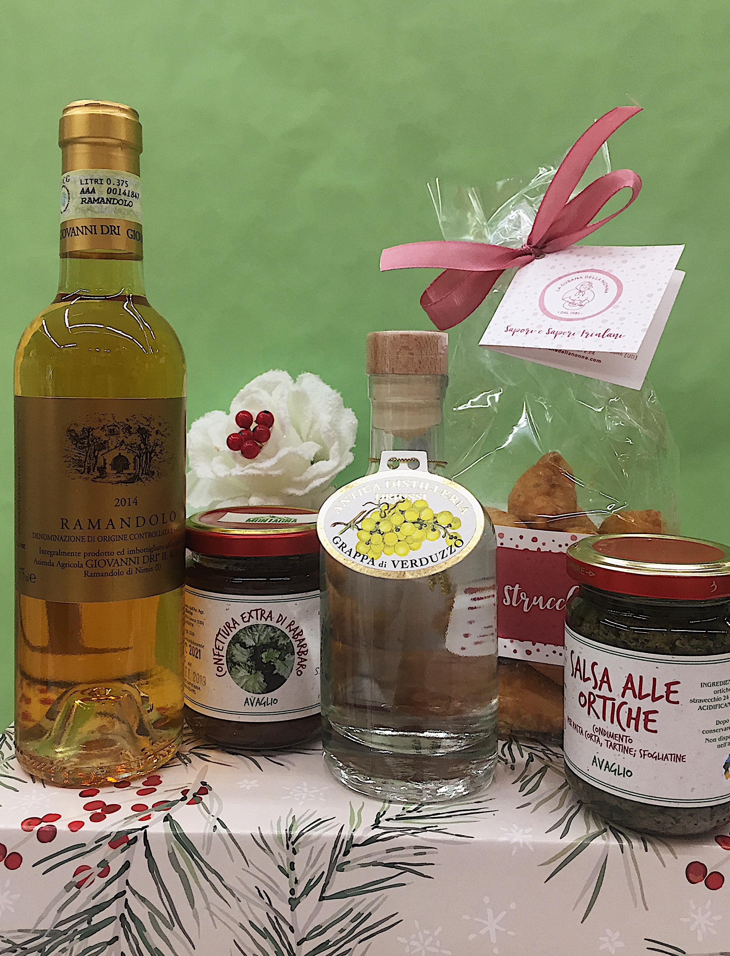 Confezione Natale Specialità Friulane