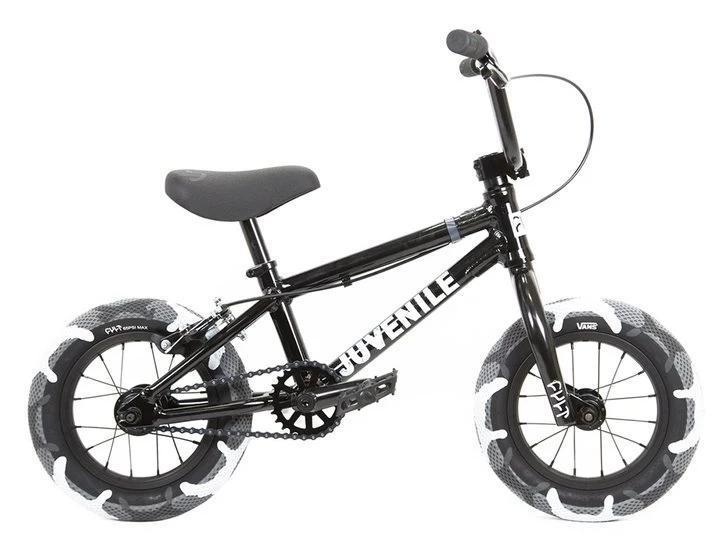 Cult Juvenile 12 pollici 2020 Bici Bmx per Bambini | Colore Black